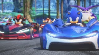 Team Sonic Racing Walkthrough - Gameplay Part 1 - The Mysterious Invite