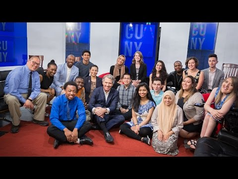 CUNY's Best and Brightest 2017