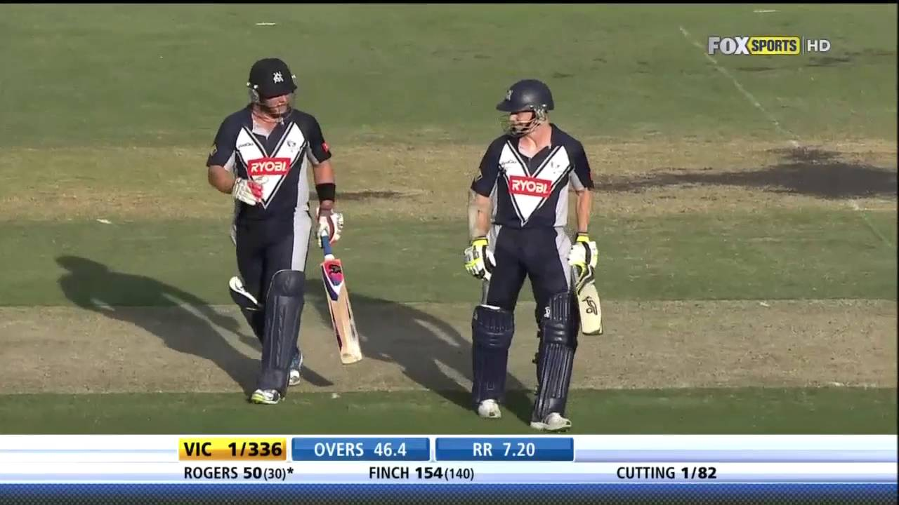 Download 64* off 37 balls, you won't guess who!!! The unexpected slogger....
