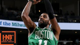 Boston Celtics vs Milwaukee Bucks Full Game Highlights | Feb 21, 2018-19 NBA Season