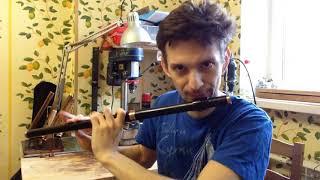 Сравнения флейт Мирра и Ирландская поперечная