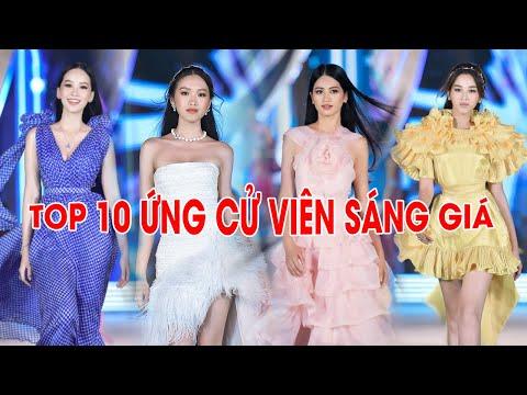 LỘ DIỆN TOP 10 ứng cử viên SÁNG GIÁ cho chiếc vương miện Hoa hậu Việt Nam 2020!