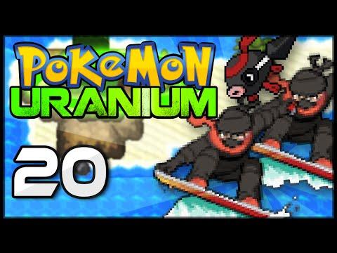 Pokémon Uranium - Episode 20 | Surfing Ninja Squad!