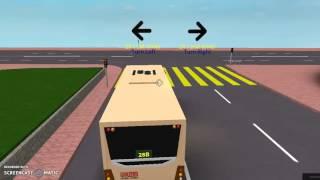KMB Bus Roblox Hong Kong drive