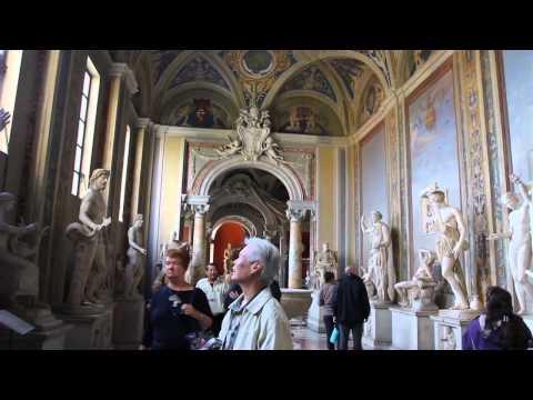 Rome dawn vatican & pm walk 2012