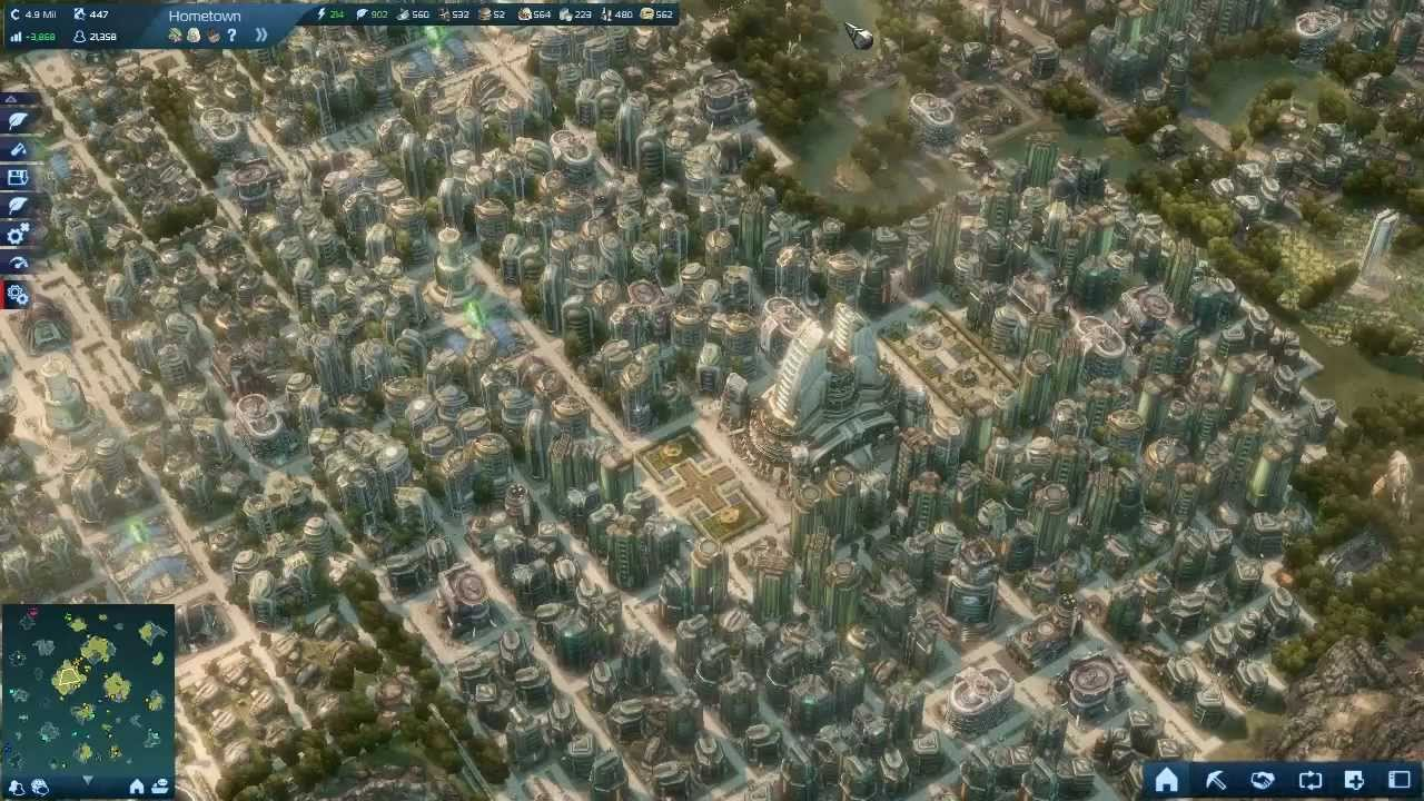 Let 39 s play anno 2070 ep 29 nuking nuclear power plant for Anno 2070 find architect
