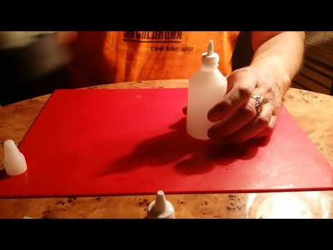 Устройство для отгрузки поплавков из пластиковых бутылочек от перекиси водорода