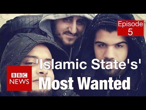 'Islamic State's' most wanted: Hidden but unbeaten (Part 5) - BBC News