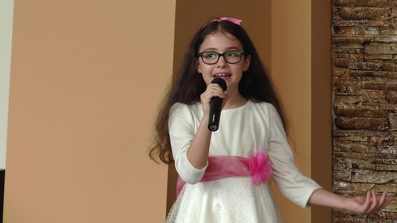 Vezi nu uita - Alyssia Lynet Bordea (8 ani) - Lugoj