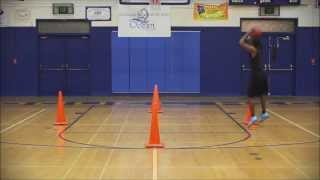 видео Специальные упражнения в обучении технике баскетбола