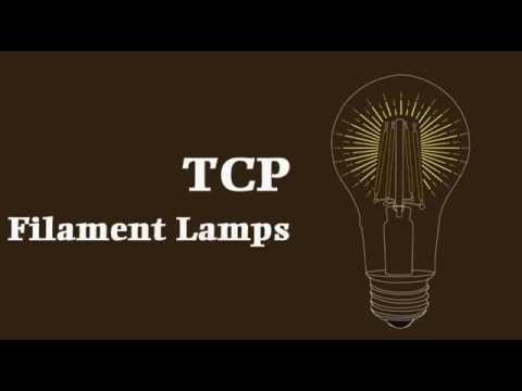 Tcp Led Filament Lamps You