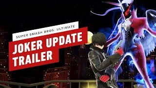 Super Smash Bros. Ultimate - Joker Update Trailer