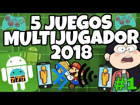 Top 5 Juegos Android Multijugador Bluetooth Wifi Local Para