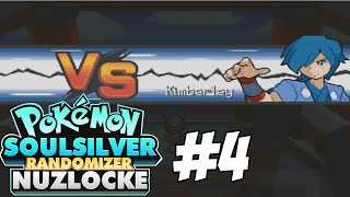Pokemon SoulSilver Randomizer Nuzlocke Challenge | Part 4