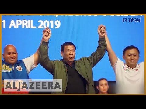 🇵🇭 Philippines midterm polls to test Rodrigo Duterte's grip on power | Al Jazeera English