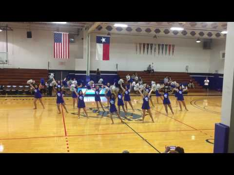 Cisco College Wrangler Belles Pom to Pump It by The Black Eyed Peas