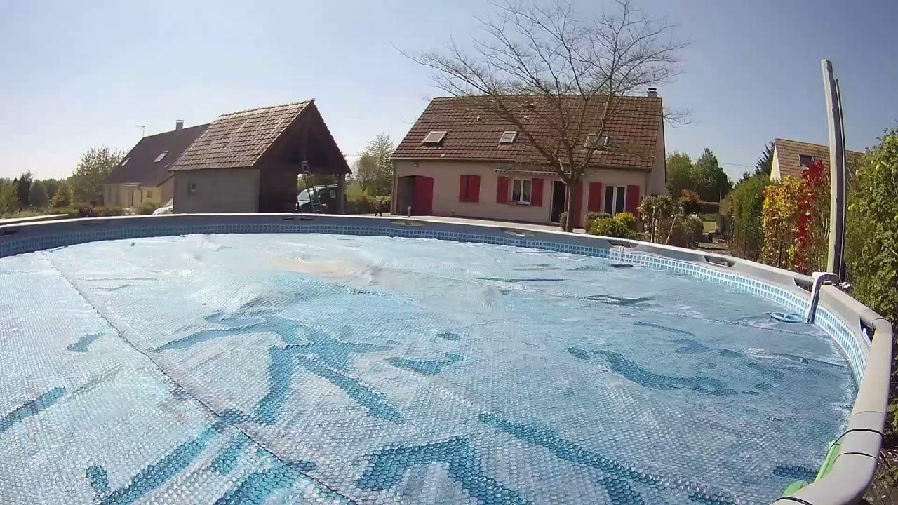 Chauffage solaire fait maison pour piscine piscine youtube for Chauffage solaire