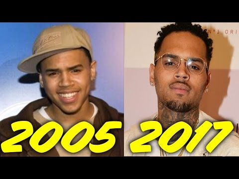 The Evolution of Chris Brown (2005-2017)
