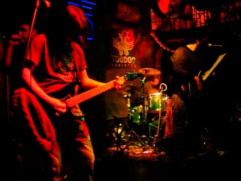 Voodoo Medicine ( Glam metal band from Istanbul )