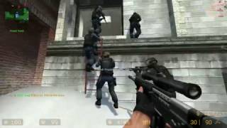 Counter Strike Source (CSS) Gameplay No Commentary