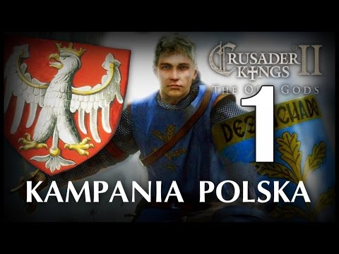 Kampania Polska ~ Crusader Kings 2 #1 Państwo Dobiesława (Rok 769)