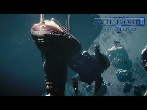 Jinata Security - Star Wars Battlefront II Resurrection Playthrough Part 1