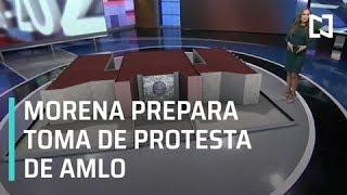 Con mayoria de Morena, diputados preparan toma de protesta de AMLO - Transicion 2018