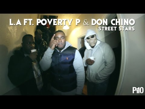 P110 - L.A (AWoL) Ft. Poverty P & Don Chino - Street Stars [Net Video]
