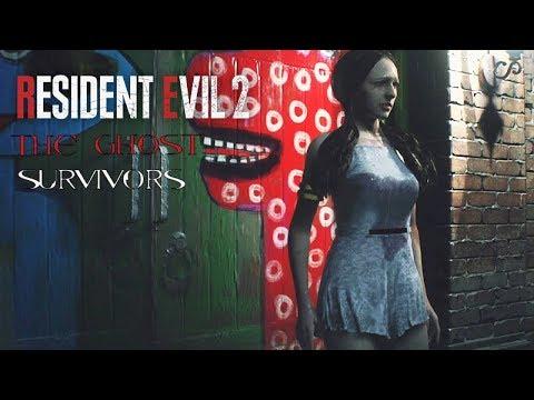 RESIDENT EVIL 2 REMAKE - Ghost Survivors Katherine Warren Walkthrough (Runaway) 1080p 60FPS