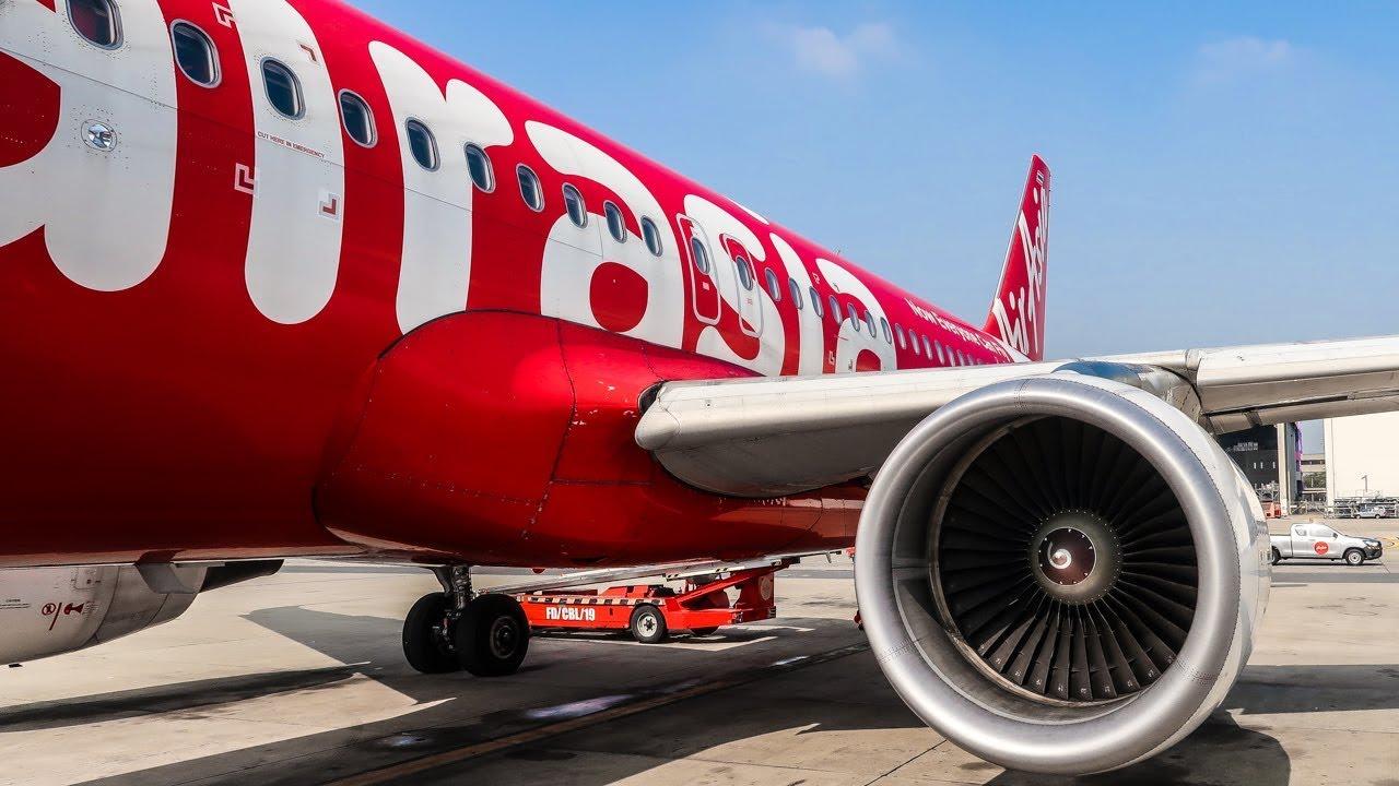 TRIP REPORT   AirAsia   Airbus A320   Bangkok Don Mueang