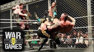 WWE NXT TakeOver: WarGames 2017 Highlights HD Reality Wrestling