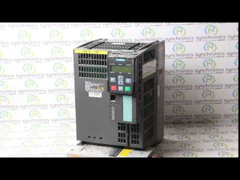 Sinamics power module 240 инструкция