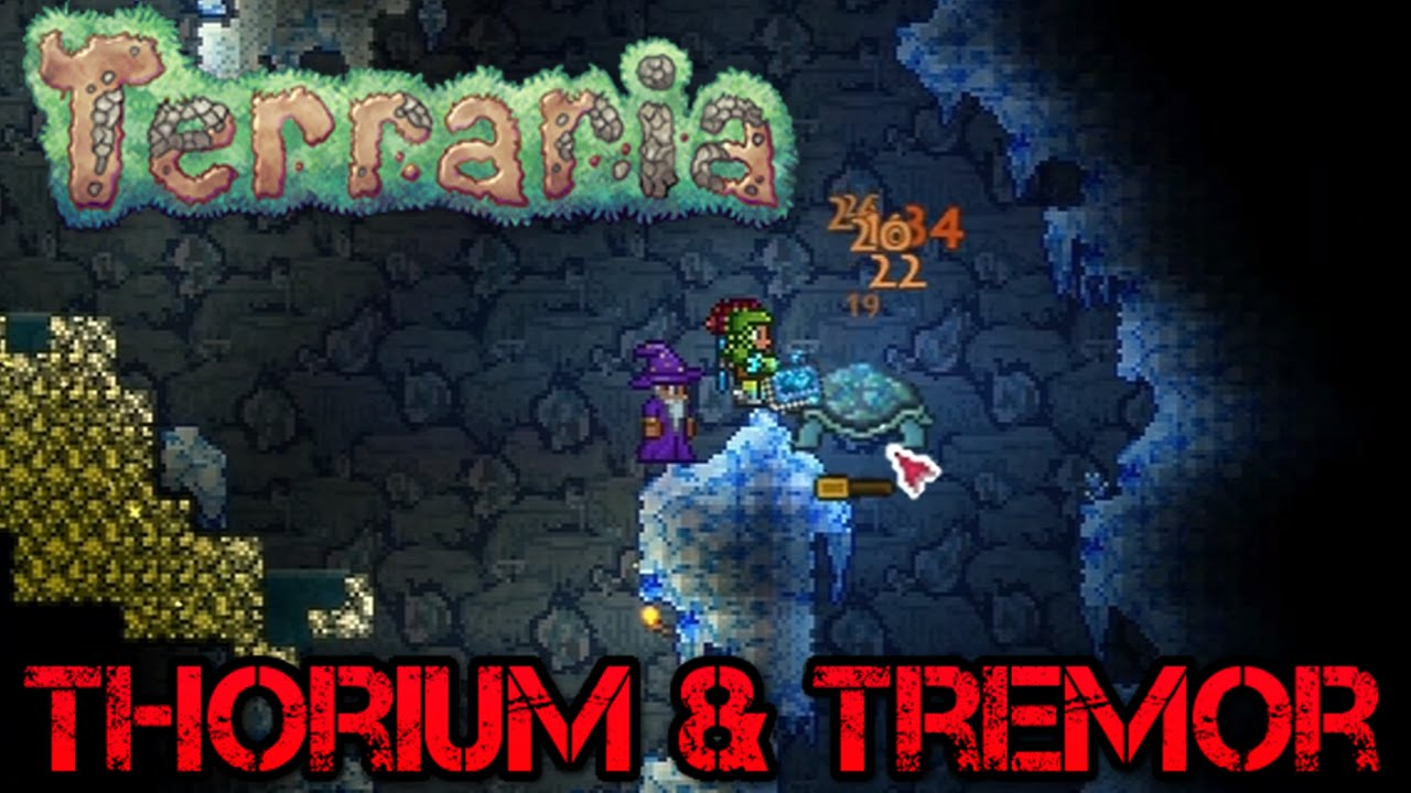 myfriendstoldmeaboutyou - Guide tremor mod ores->
