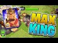watch he video of FINALLY MAX LEVEL 50 KING! - *ROAD TO TH12* - Clash of Clans - Cloned LaLoon Farming