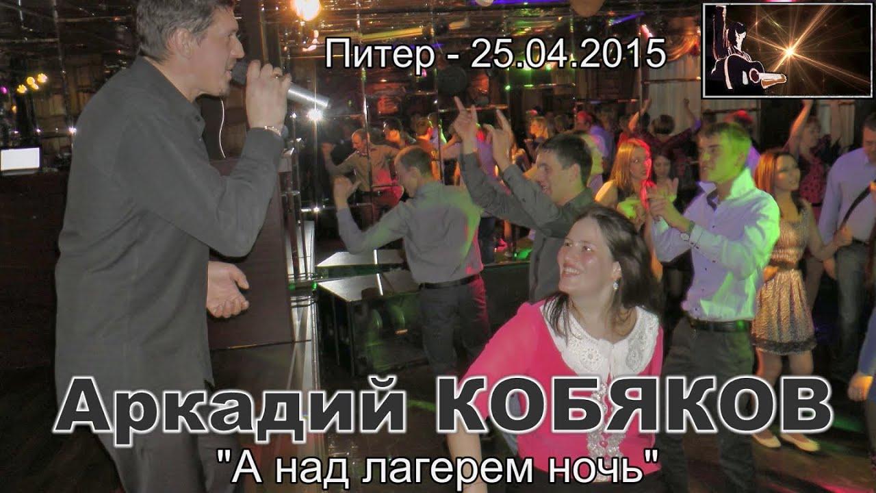 Кобяков аркадий а над лагерем ночь