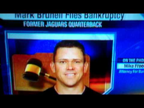 mark brunell is bankrupt.MP4