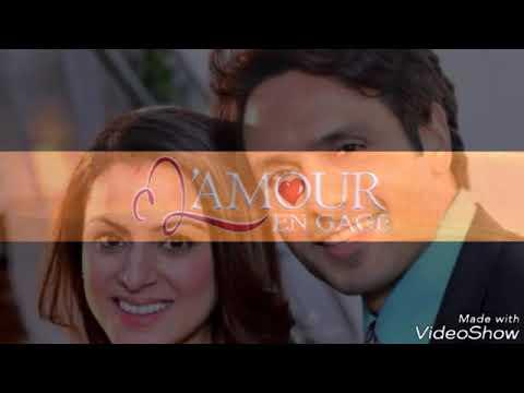 Anshuman et paakie ou anshkie (l'amour en gage )deso si les photo passe genre 5 fois dans la video