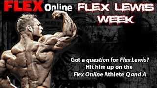 Flex Lewis BACK DAY   Flex Lewis Week   Believe Media & Flex Online
