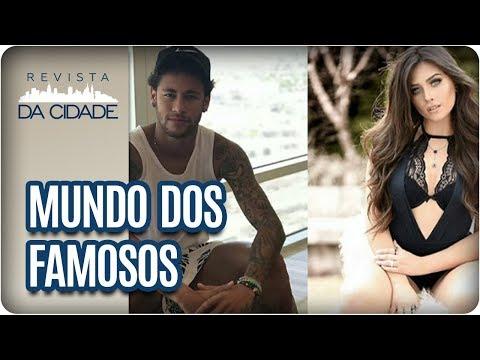 Neymar, Carol Duarte E Ludmilla - Revista Da Cidade (01/09/2017)