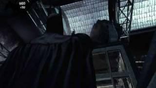 Batman: Arkham Asylum Demo Gameplay