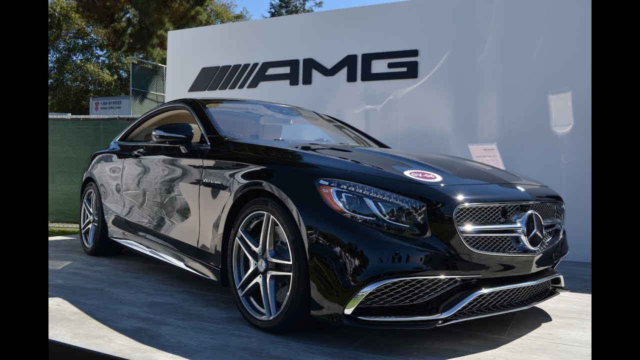 2016 mercedes benz s65 amg coupe review official youtube. Black Bedroom Furniture Sets. Home Design Ideas