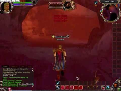 Runes of Magic-Scout Gameplay