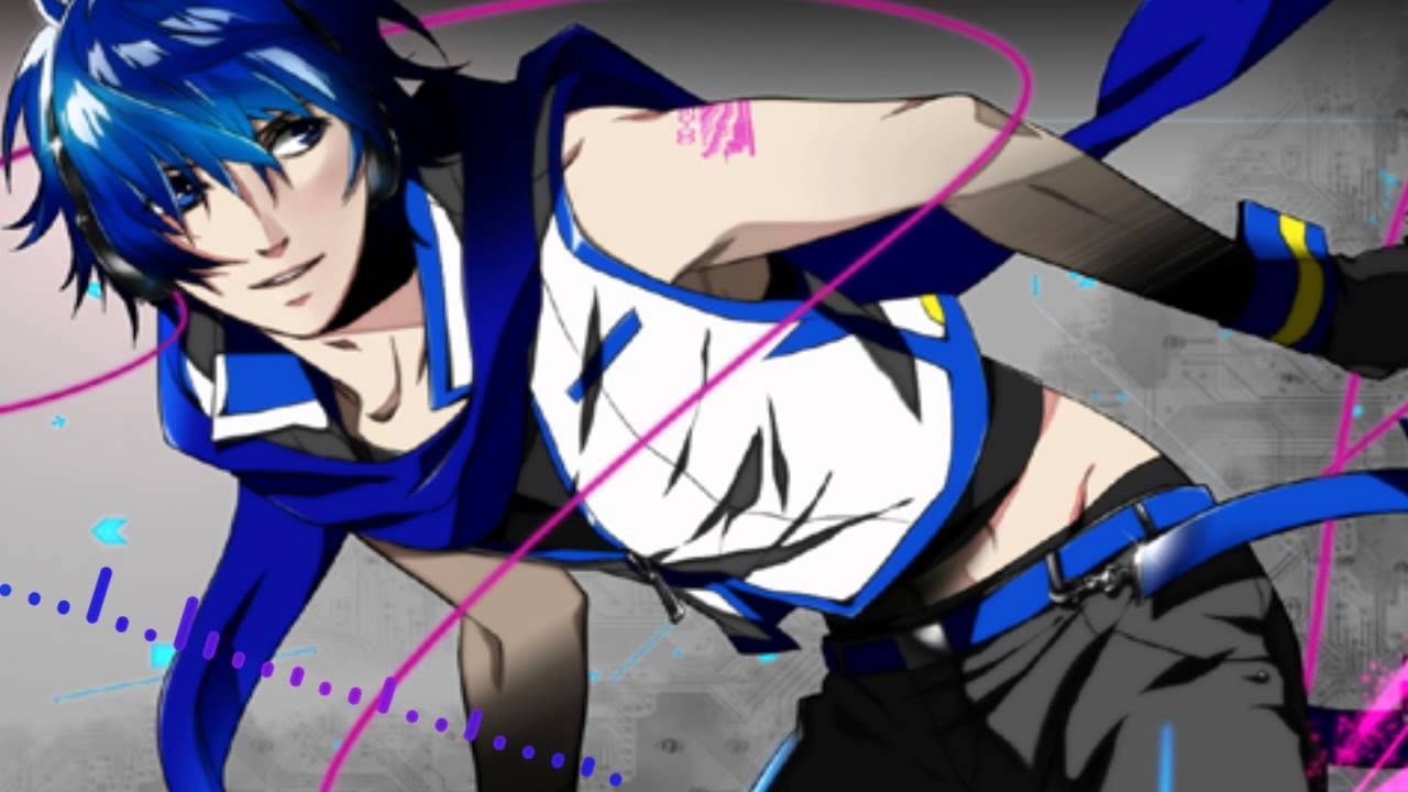 Kaito English「Who's that Chick?」Vocaloid Cover + VSQx ... Vocaloid Kaito Songs