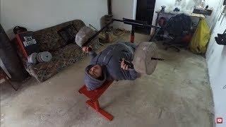 Extreme Multi exercises Training Bench DIY [PLANS]
