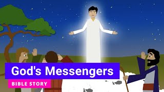 Kindergarten Year B Quarter 4 Episode 11 God 39 s Messengers