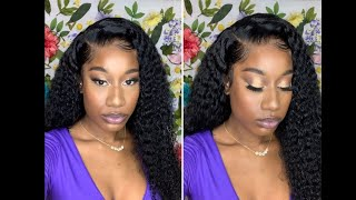 Ali Grace Hair| Unboxing, Customizing Lace, Install & Style