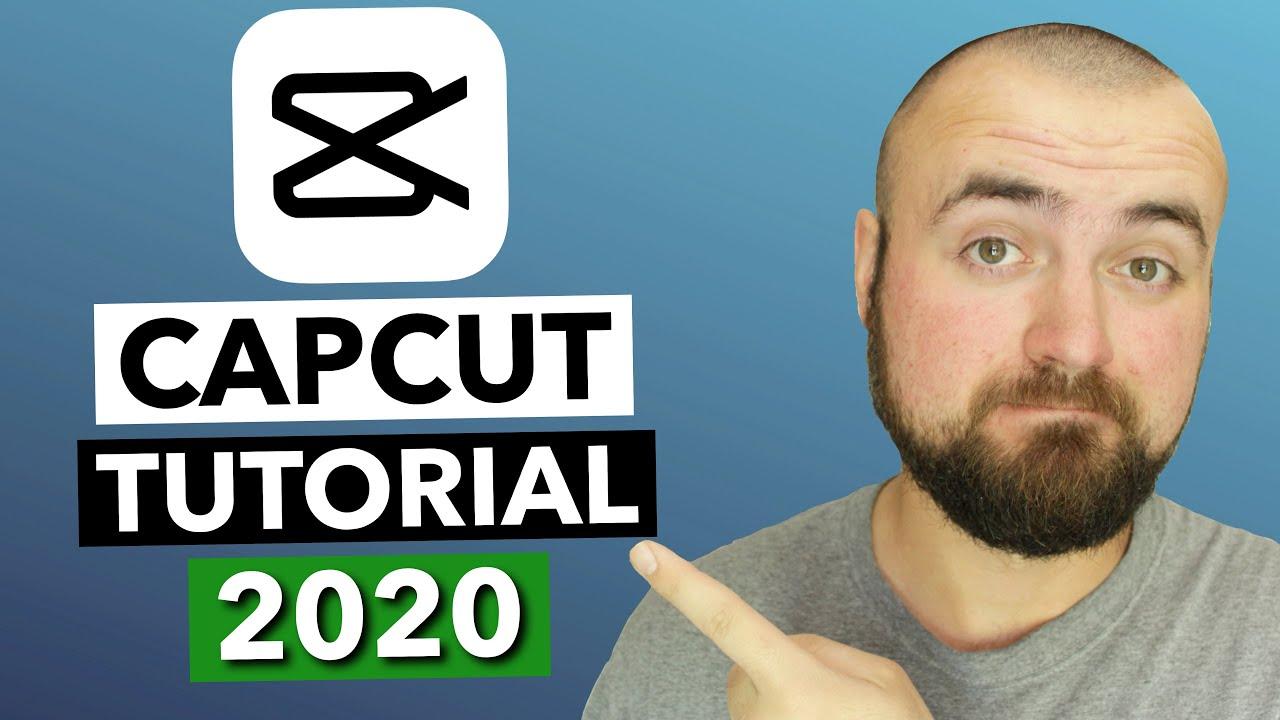 Download CapCut Video Editing Tutorial (2020)