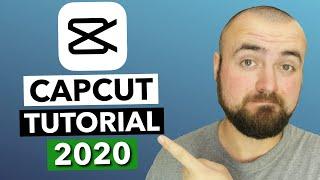 CapCut Video Editing Tutorial (2020) screenshot 5
