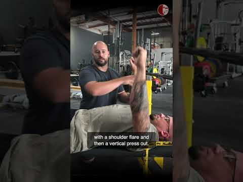 Scapular Control During the Bench Press | Principles of Loaded Movement