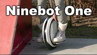 Ninebot One, czyli jeżdżące koło - Test - Twardy Reset